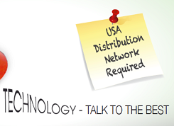 Vuototecnica U.S.A. distribution network required