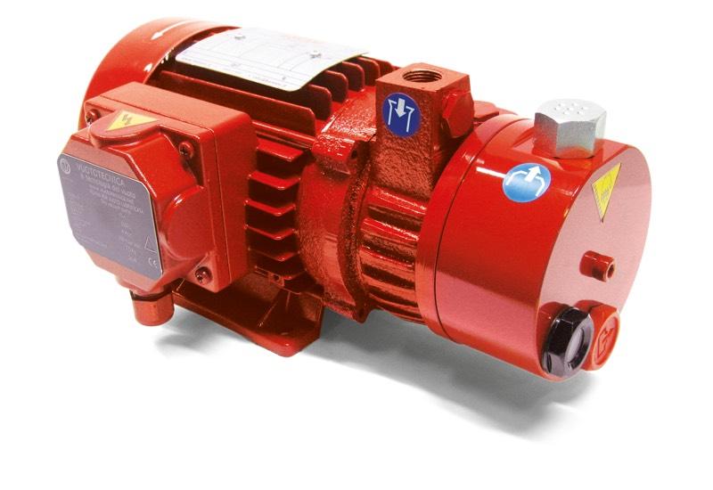 Vacuum pumps VTL 2 and 4