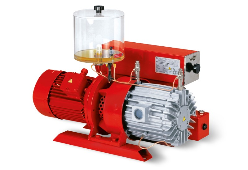 Vacuum pumps VTLP75/G1, 90/G1 and 105/G1, with disposable lubrication