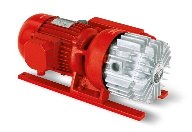 Dry vacuum pumps VTS 10/F and 15/F