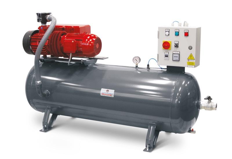 Horizontal pump sets DO 300V ... and DO 500V ...