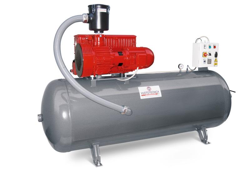 Horizontal pump sets DO 1000V ...