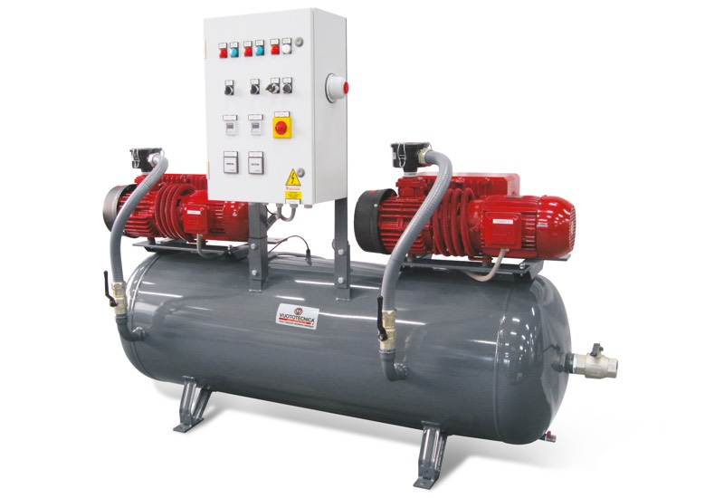Horizontal safety pump sets – General description