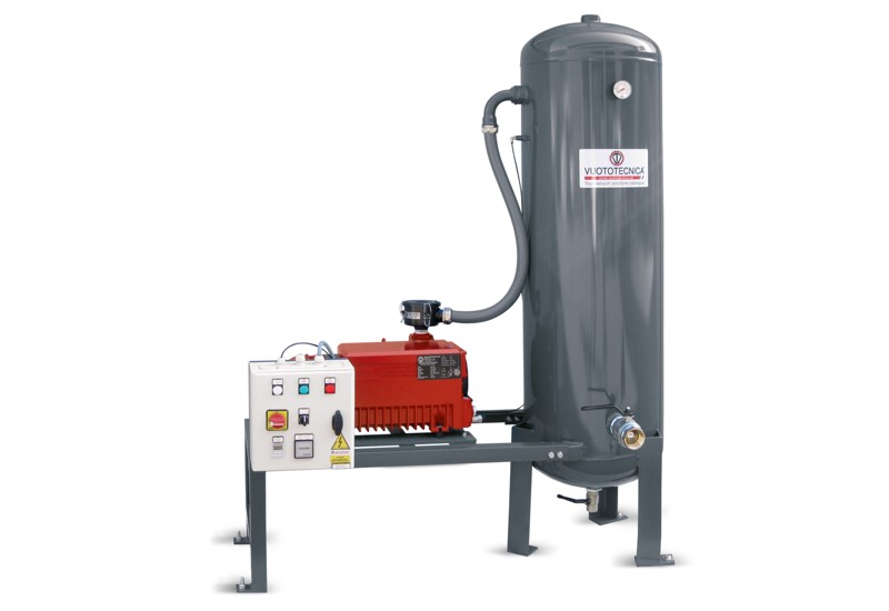 Vertical pump sets – General description