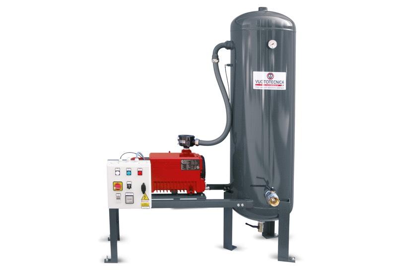 Vertical pump sets DV 150V ... and DV 300V ...