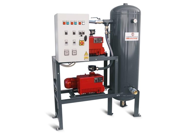 Vertical safety pump sets – General description