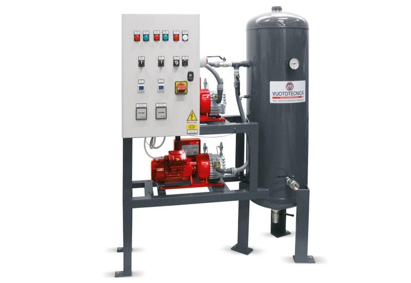 Vertical safety pumpsets DSV 150 ... and DSV 300 ...