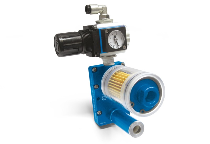 Small pneumatic suction pumps PA