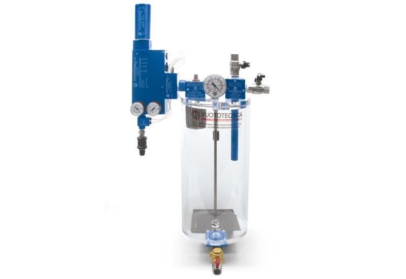 Suction units with syphon filter GA FS 20 ES - GA FS 30 ES