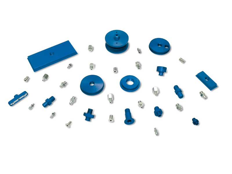 Supports for vacuum cups