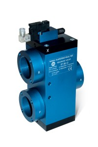servo operated solenoid valves
